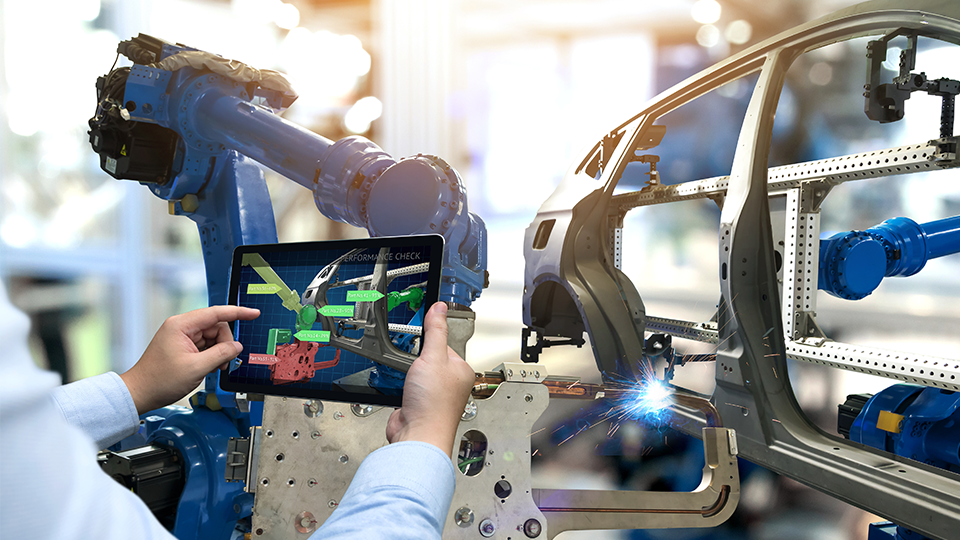 AR | Augmented Reality in der Industrie